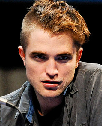 Robert Pattinson Reveals New Haircut