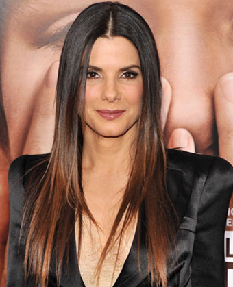 Sandra Bullock s Sexy Sleek Hairstyle 90701 How To Get The Hottest Celebrity Hair This Season