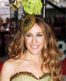 Sarah Jessica Parker at the London Premiere of Sex and the City