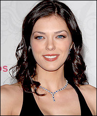 Adrianne Curry Medium Hairstyle