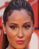 Adrienne Bailon's High Ponytail Hairstyle at MTV VMAs 2009