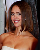 Hit or miss? Jessica Alba's new sleek bob hairstyle
