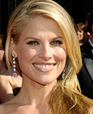 Ali Larter's Straight Hairstyle