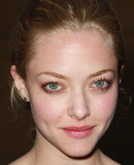Amanda Seyfried's Pulled-back Hairstyle with Braid