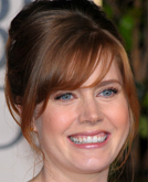 Amy Adams's Classic Beauty Hairstyle at 2010 Golden Globe Awards