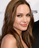 Angelina Jolie's Gorgeous Long Wavy Hairstyle