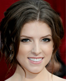 Anna Kendrick's Elegant French Twist Hairstyle at 2010 Oscars Red Carpet