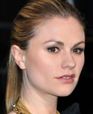 Anna Paquin's Sleek Ponytail Hairstyle at 2010 Oscars After Party