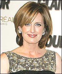 Anne Sweeney Short Hairstyle