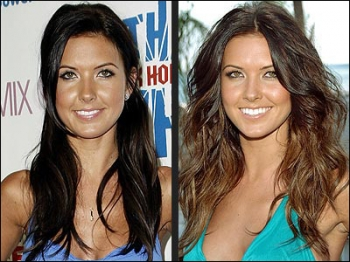 What's Audrina Patridge Best Look?