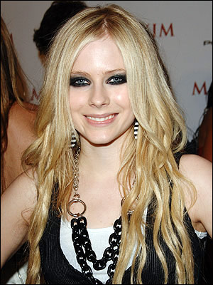 Would You Wear Long Curly Hairstyle Like Avril?