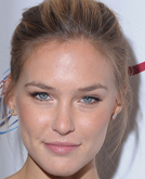 Bar Refaeli's High Ponytail Hairstyle