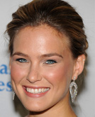 Bar Refaeli's Laid Back Luxe Hairstyle
