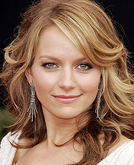Becki Newton's Curly Hairstyle