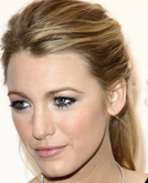 'Goossip Girl' Blake Lively's Ponytail Hairstyle