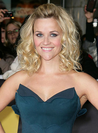 Reese Witherspoon's Curly Bob Hairstyle