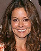 Brooke Burke's Curly Hairstyle