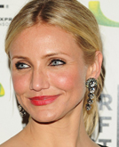 Cameron Diaz's Low Ponytail Hairstyle