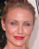 Cameron Diaz's Super Sleek Updo Hairstyle at 2010 Golden Globe Awards