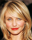 Cameron Diaz Medium Hairstyle
