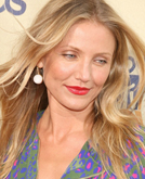 Cameron Diaz Loose Long Hairstyle at 2009 MTV Movie Awards