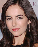 Camilla Belle's Sexy Volume Hairstyle