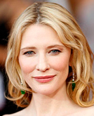 Cate Blanchett's Medium Hairstyle