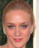 Chloe Sevigny's Super Sleek Updo Hairstyle at 2010 Golden Globe Awards