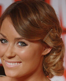 Lauren Conrad's Luscious Chignon Hairstyle at MTV VMAs 2009
