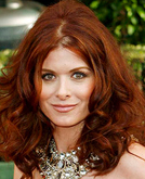 Debra Messing's Curly Hairstyle
