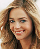 Denise Richards Curly Hairstyle