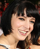 Diablo Cody's Medium Hairstyle