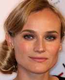 Diane Kruger's Side Updo Hairstyle