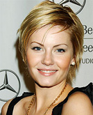 Elisha Cuthbert's New Pixie Haircut