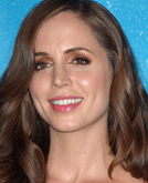 Eliza Dushku's Big and Round Curls Hairstyle