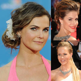 2010 Emmy Awards Celebrity Hairstyles
