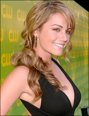 Erica Durance hairstyles
