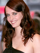Eva Green Long Curly Hair Cut