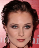 Evan Rachel Wood's Elegant Volume Hairstyle