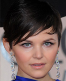 Ginnifer Goodwin's Cute Short Hairstyle at 2010 Golden Globe Awards