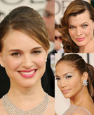 Trend-Inspired Hairstyles from 2011 Golden Global Awards