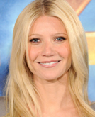 Gwyneth Paltrow's Long Straight Hair