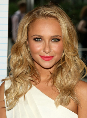 Hayden Panettiere's Sexy Wavy Hairstyle