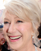 Helen Mirren's Elegant Chignon Hairstyle at 2010 Oscars Red Carpet