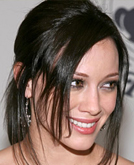 Medium Hairstyle with Hilary Duff