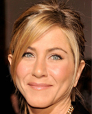 Jennifer Aniston High Ponytail Hairstyle