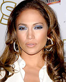 Jennifer Lopez Long Hairstyle
