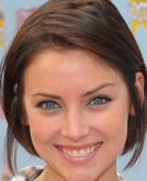Jessica Stroup's Cute Bob Hairstyle