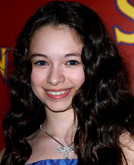 Jodelle Ferland's Long Curly Hairstyle