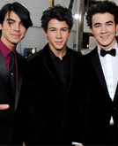 Jonas Brothers at Golden Globes 2009